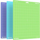 3 Type/Color Combo Cutting Mat for Cricut Maker3/Explore3/ Air 2/Air/One 12x12