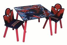 Disney / Marvel / PJ Masks / Paw Patrol / Unicorn Kids Wooden Table & Chairs Set