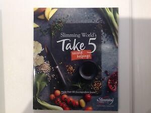 Slimming World Take 5 Recipe Book