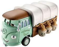 Mattel Disney Pixar Cars Volkswagen Bus Fillmore with Jugs Spielzeug Auto 1:55