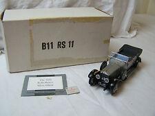 Franklin Mint Rolls-Royce Silver Ghost 1925 1.24 Scale Diecast Model (B11 RS11)
