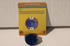 Heroclix DC guerra di luce blu #ring LANTERNA RELIC le #S 307 R307