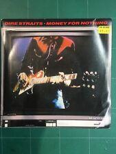 "Dire STRAITS-soldi per niente 7"" VINILE Vertigo – dstr 10 1985"