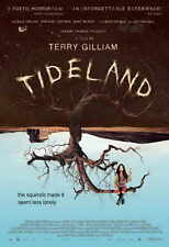 TIDELAND Movie POSTER 27x40 Jodelle Ferland Alden Adair Jeff Bridges Jennifer