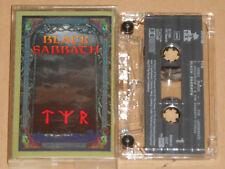 BLACK SABBATH -Tyr- MC Kassette  I.R.S. Records
