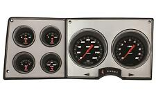 1985 1986 Direct Fit GAUGE CLUSTER Chevy / GMC PICK-UP TRUCK  Velocity Black