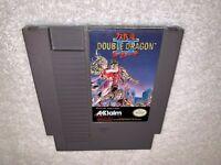 Double Dragon II (Nintendo Entertainment System 1990) NES Game Cartridge Exc!