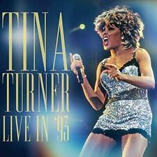 Tina Turner - Live In '93 (2018)  2CD  NEW/SEALED  SPEEDYPOST