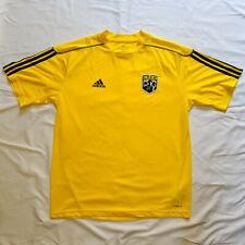Adidas Climalite Columbus Crew Soccer Training T Shirt Size L (Old Logo)