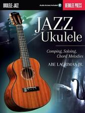 Jazz Ukulele Sheet Music ~ Uke TAB ~ Berklee School Theory, Chord Voicings, More