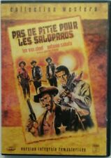 DVD PAS DE PITIE POUR LES SALOPARDS - Lee VAN CLEEF - INTEGRALE REMASTERISEE