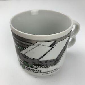 Kickham Boiler & Engineering Inc Coffee Mug Cup
