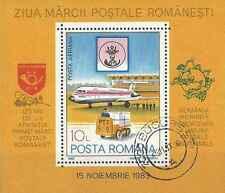 Timbre Avions Roumanie BF161 o lot 99