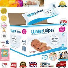 Mega Value WaterWipes Baby Wipes Sensitive Skin 12 packs x 60 wipes (720 wipes)