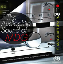 Various Composers : The Audiophile Sound of MDG CD (2016) ***NEW***
