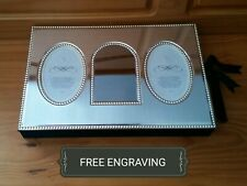 FREE ENGRAVING (PERSONALIZED) Wedding Photo Album Storage Box Things Remembered