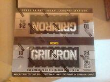 2012 PANINI GRIDIRON FB  24 PACK BOX AND 1 AUTO OR JERSY CARD PER BOX FACT SEALD