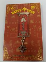 Disney 2021 Happy Lunar Chinese New Year Of The Ox Passholder LR Dangle Pin