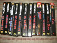 XMEN X-MEN X MEN ESSENTIALS UNCANNY 12 BOOK SERIES SET LOT GRAPHIC NOVEL