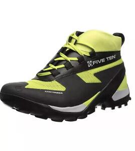 Five Ten Canyoneer 3  Hiking Outdoor Water Shoe Yellow Size Men's 3.5 Women's 5
