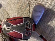 New listing Ping G15 Hybrid 23 Degree Golf Club Senior Flex