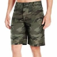Da Hui Men's Hybrid Collection Performance 4-Way Stretch Board Shorts *NEW*