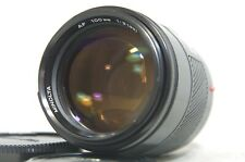 Minolta AF 100mm F/2 Telephoto Prime Lens SN51301316 for Sony A Mount from Japan