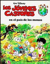 AVENTURAS de los JÓVENES CASTORES nº:  3 (de 24 de completa) Montena, 1986