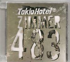 CD ALBUM 14 TITRES--TOKIO HOTEL--ZIMMER 483--2007