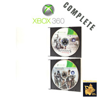 Assassin's Creed 3 (2012) Ubisoft Xbox 360 Video Game Pearl Case Tested Works A+