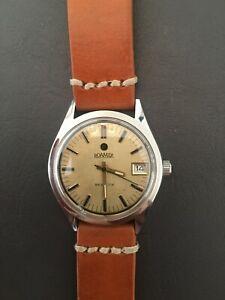 Roamer Searock Watch Vintage 1970's Roamer Watch