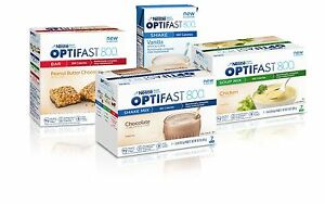 OPTIFAST 800 TOMATO SOUP | 6 BOXES | 42 SERVINGS | BRAND NEW | LATEST DATES
