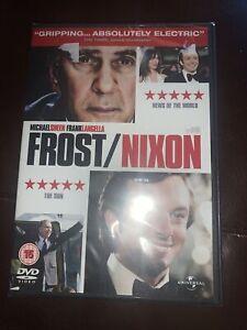 Frost/Nixon (DVD, 2009) Brand new Sealed