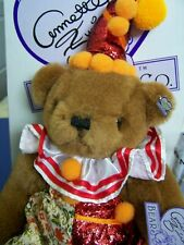 "Annette Funicello Shorty The Clown Bear 12"" Bear"