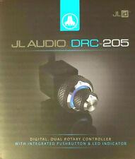 JL Audio DRC-205 Digital remote control for JL Audio amps processor JLid VXi NEW