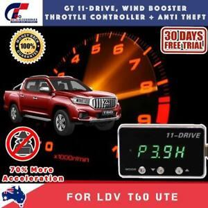 11 Drive Throttle Controller For LDV T60 Ute 2017-2020