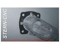Belt Drive Carbon Verstärkung  Abdeckung für REELY Fighter Breaker HD Tuning