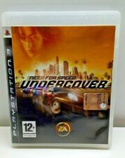 PS3 NEED FOR SPEED UNDERCOVER PAL ESPAÑOL SPANISH