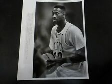 Vintage Glossy Press Photo-Walter Berry Rookie Camp Boston Celtics 7/13/1992
