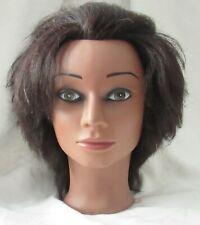 Cosmetology Beauty School Practice Head Mannequin Miss Jenny Marianna