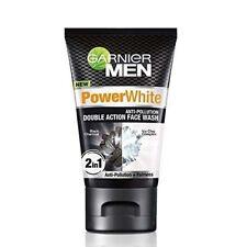 3X Garnier Men Power White Anti-Dark Cells Fairness Double Action Face Wash- 50G