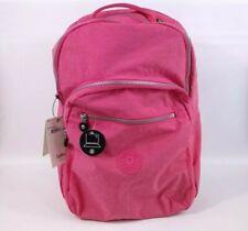 Kipling Backpack Seoul Hydrangea Pink Laptop Monkey Large