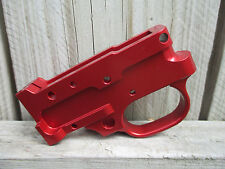 NEW Ruger 10/22 CNC billet stripped trigger housing group in RED