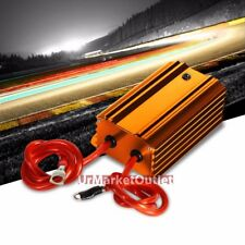 Gold Universal High Efficiency Car Voltage Battery Cable Stabilizer Regulator