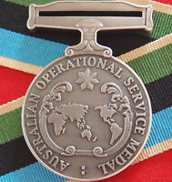 AUSTRALIAN ARMY NAVY AIR FORCE OPERATIONAL SERVICE MEDAL REPLICA MIDDLE EAST