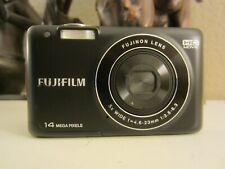 Fujifilm FinePix JX Series JX520 / JX500 14.0MP Digital Camera - Black