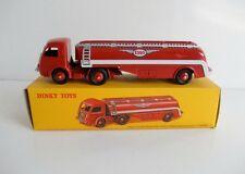 Dinky toys 32C 576 Atlas - Camion-citerne Panhard Movic ESSO neuf box certificat