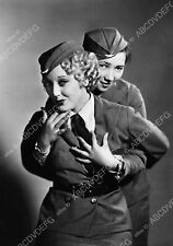 8b20-0727 Thelma Todd Patsy Kelly comedy short Air Fright 8b20-0727