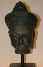 Stein Buddha Kopf aus Kambodscha