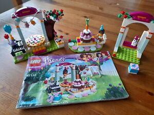 Lego Friends Birthday Part 41110